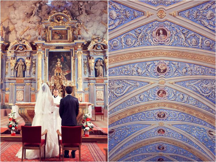 fairy daily, cérémonie religieuse du mariage à église de portet sur garonne