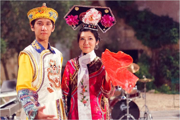 mariage au chateau Mauriac