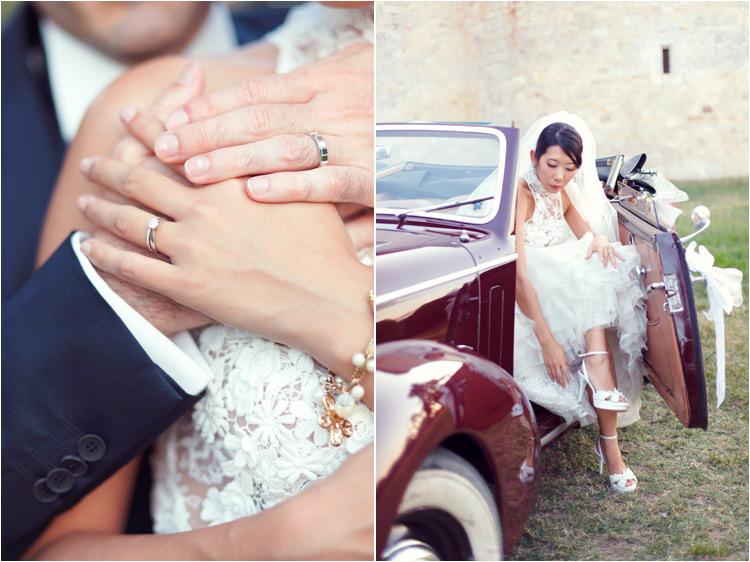 photographe mariage tarn, chateau de mauriac