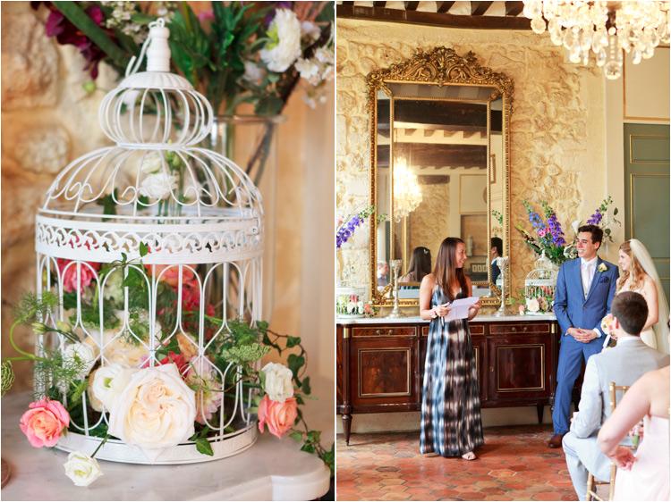 mariage anglais à Lignan de Bordeaux