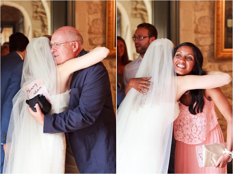 mariage au chateau de la ligne