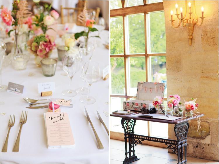 décoration mariage couleurs pastels
