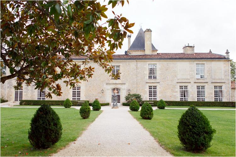 chateau de la Ligne à Lignan de Bordeaux
