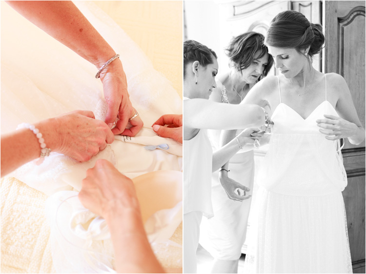 mariage au domaine combe ramond