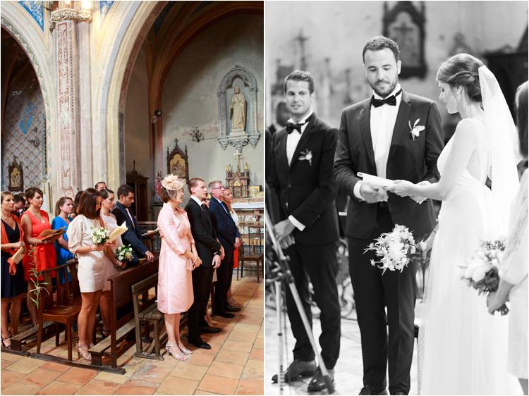 Ceremonie de mariage à Toulouse