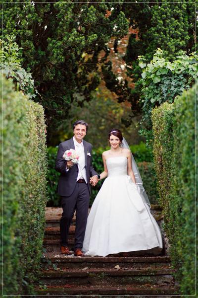 mariage au chateau du Croisillat Caraman