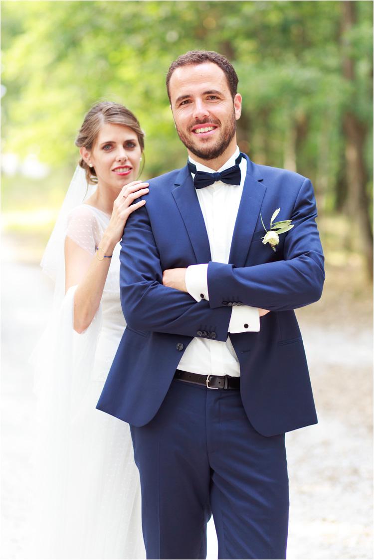 photos de couple au domaine de combe ramond