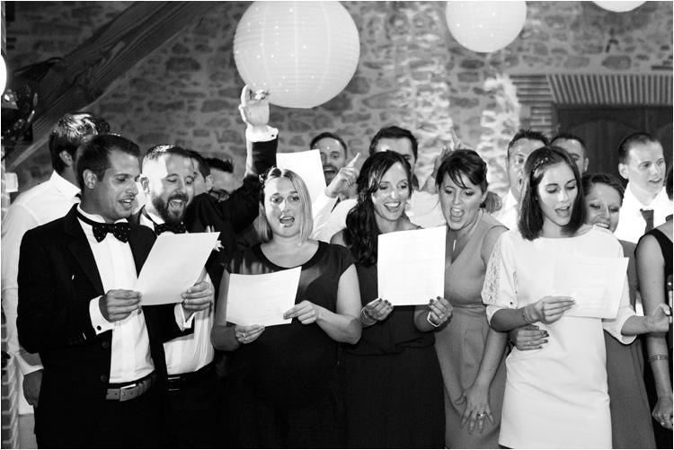 classic french wedding