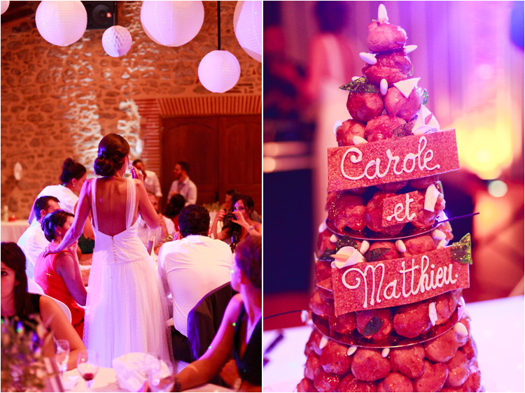 french wedding cake toulouse