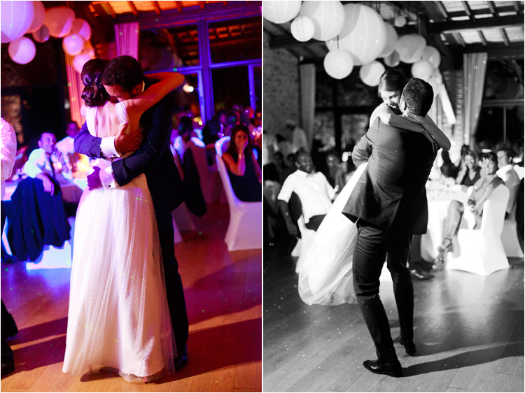 wedding first dance in south france
