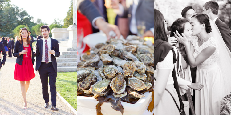 Le table de vin d'honneur au mariage Castres