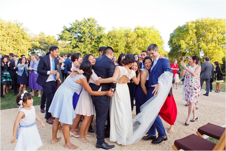Le surprise au mariage dans le Tarn
