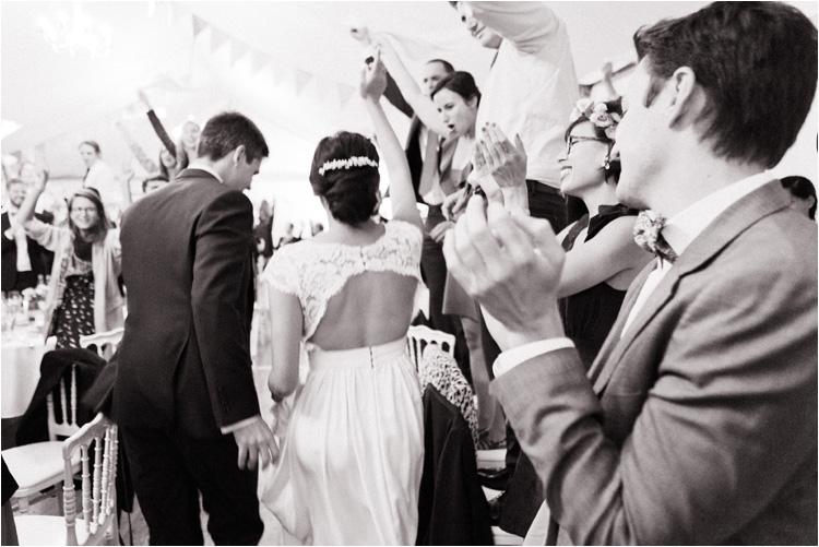 La soirée de mariage Castres