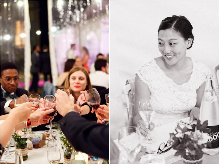 La soirée de mariage Albi