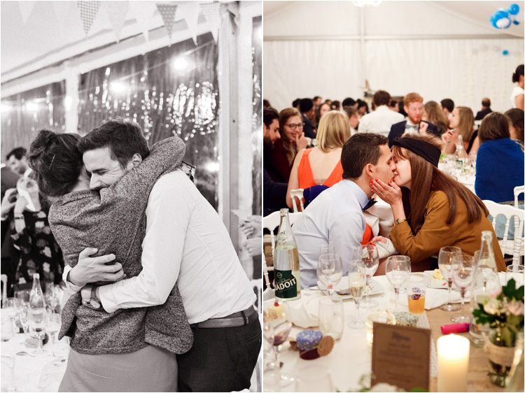 La soirée de mariage Tarn