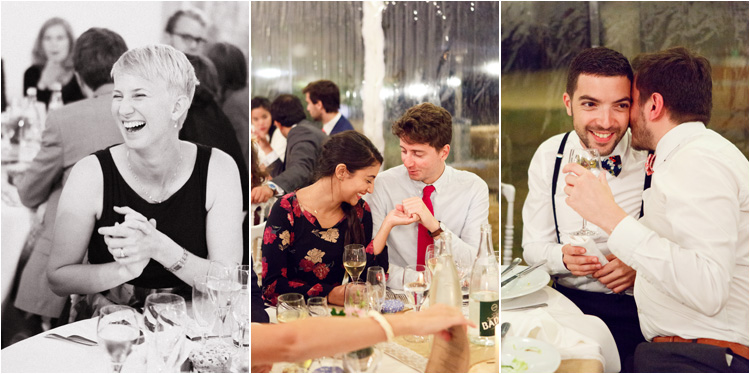 Wedding dinner Albi