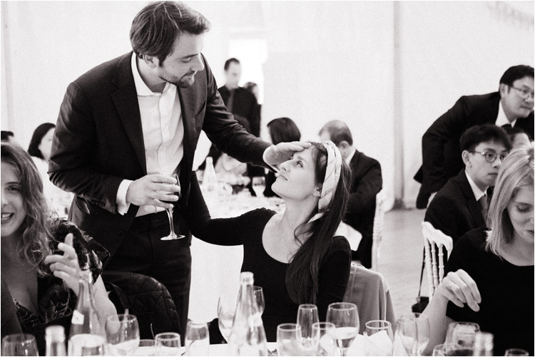 Reportage soirée mariage Castres