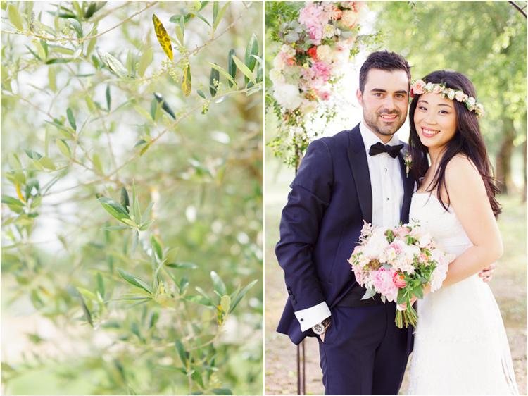 Mariage au moulin de Nartaud