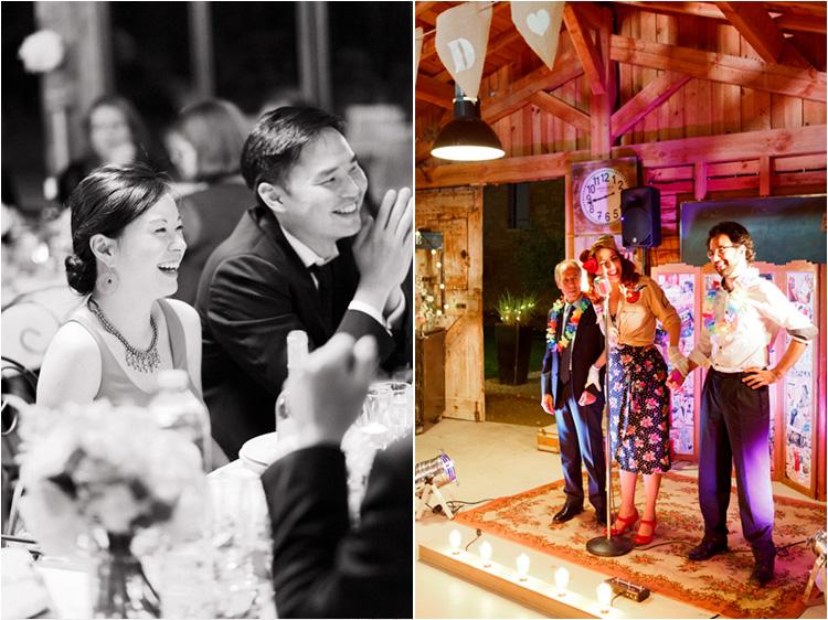 La réception mariage Toulouse